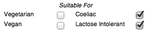 ceoliaclactose